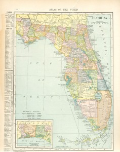 South Jacksonville Map