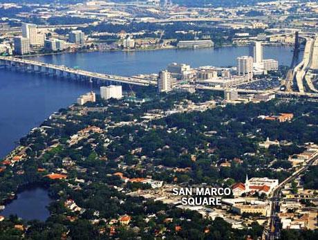 San Marco, Jacksonville, Florida
